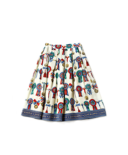 Royal riding club dress skirt