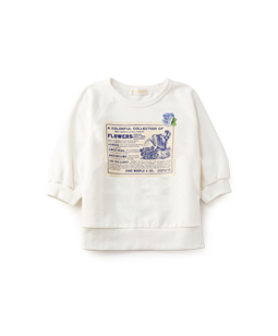 Violette label sweatshirt