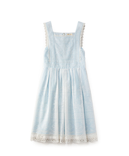 Holy grace apron dress