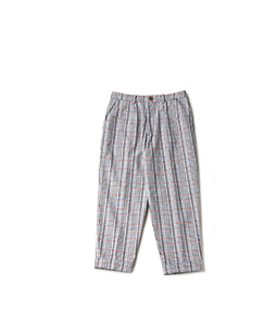 Spring glen check pants