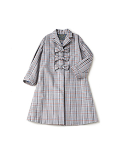 Spring glen check coat