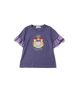 French crest T-shirt