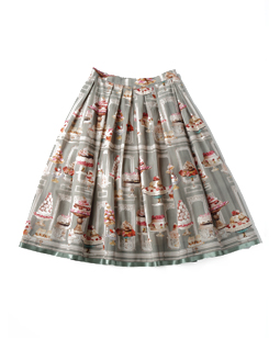 Sweets In The Palace  dress-skirt