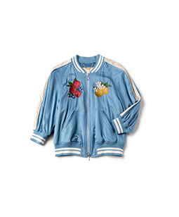 Juicy fruits souvenir jacket
