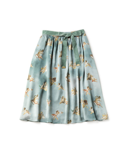 Holy angel airy skirt