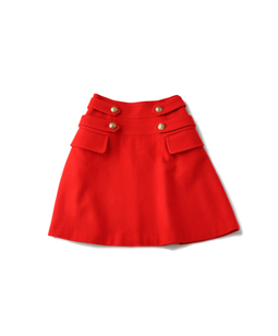 Hello melton napoleon skirt