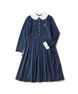 Logo and crown emblem dormitory dress
