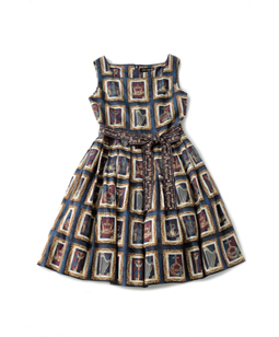 Precious Frames square dress