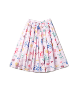 Toy's Department quatre tuck skirt