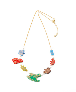 Toy's Department necklace