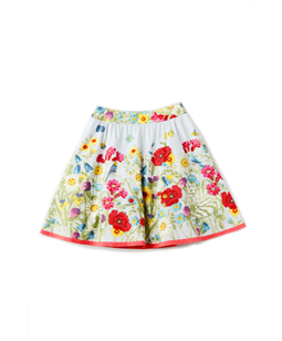 Straycat's Garden fluffy skirt