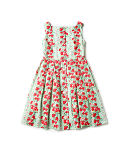 Strawberry Topiary Day dress