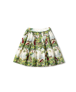 To the forest mini skirt