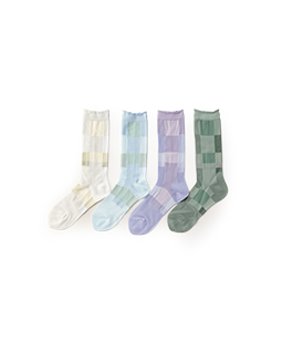 Color palette socks