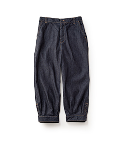 Light denim knickerbockers
