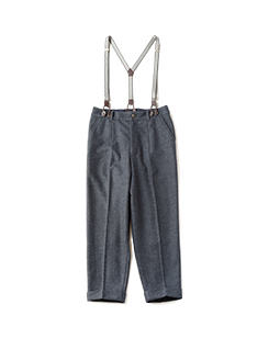 Balancia suspenders pants