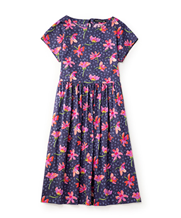 Sun daisy tablier dress