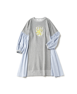 Lyon's Lion sweat shirt one piece
