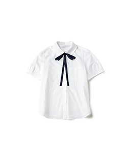 Butler ribbon shirt