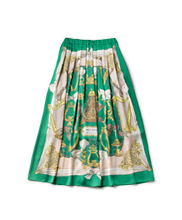 Merry melodies long skirt