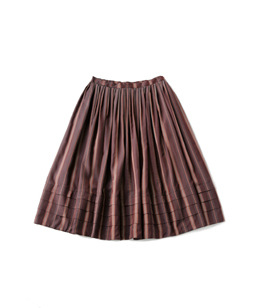 Traditional Stripes sullivan skirt