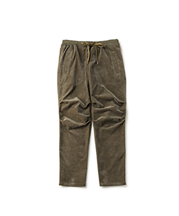 Chambray corduroy work pants