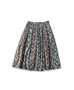 Poiret and Hilda quatre tuck skirt