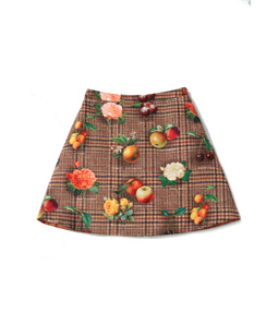 Fantasia Tweed mini skirt