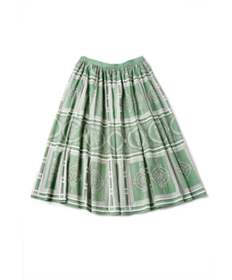 Decoration Wall circular skirt