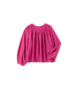 Cocoon sleeve blouse